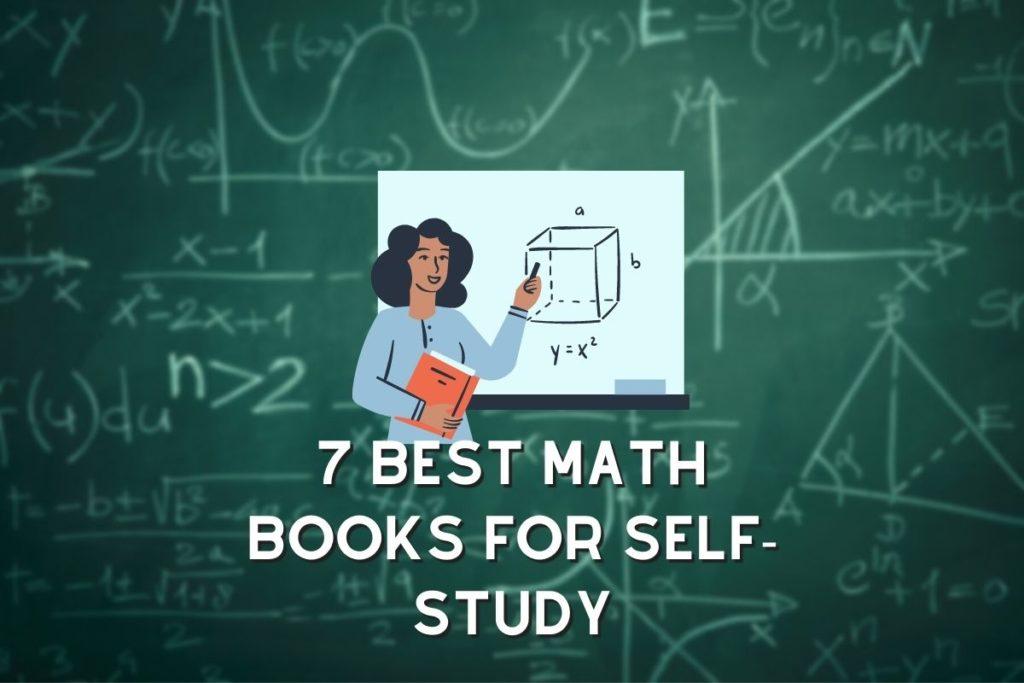 Best Math Books For Self-Study